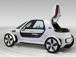 Salon de Détroit - Un concept électrique Volkswagen?