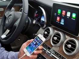 Apple: le CarPlay aura du retard