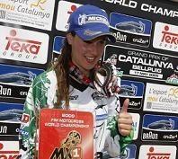 Steffi Laier gagne, Livia Lancelot chute à Bellpuig
