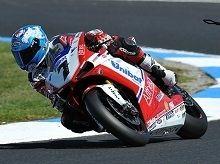 Superbike - Phillip Island M.1: Carlos Checa déroule