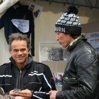 Interview de Bertrand Bussillet, organisateur du premier Café Racer Festival.