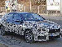 La future BMW Série 1 de sortie