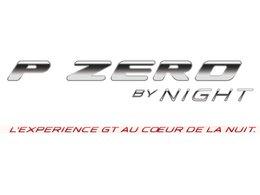 Pirellli lance les  P Zero by Night