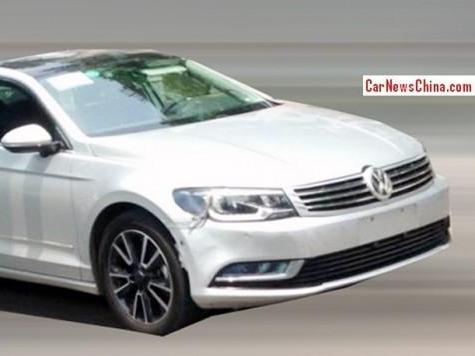 La Volkswagen NMC en fuite avant sa présentation