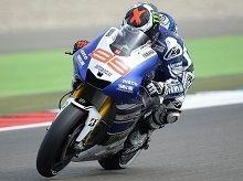 Moto GP: Pas de séquelles pour Jorge Lorenzo