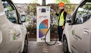 Au Danemark, laisser sa voiture électrique branchée peut rapporter gros
