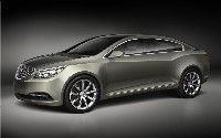 Salon de Pékin: Buick Invicta Concept