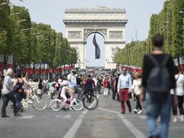 Paris : une action contre les restrictions de circulation
