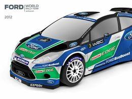 WRC - Ford prolonge et engage Petter Solberg!