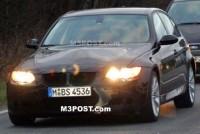 La future BMW M3 Berline aura une face avant de Coupé !