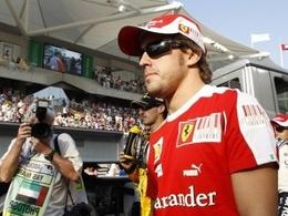 Alonso heureux d'être chez Ferrari