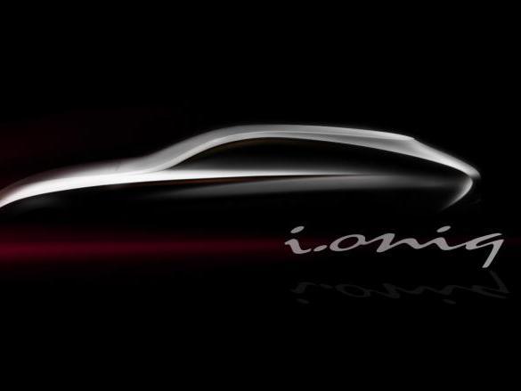 Hyundai tease son concept i-oniq
