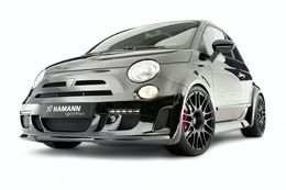 Fiat 500 Abarth Largo par Hamann : 265 chevaux !