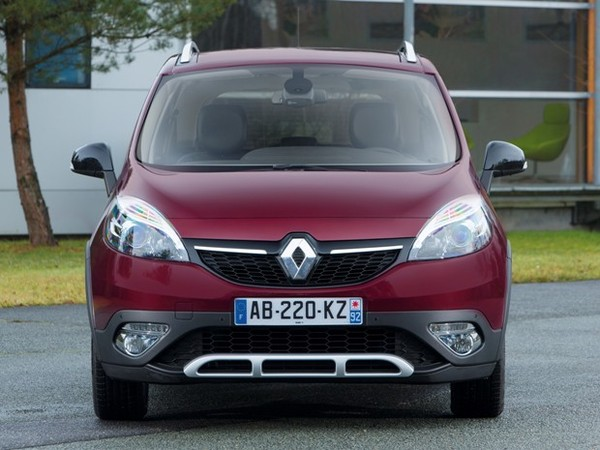 Nouveau Renault Scénic Xmod: à partir de 24450 euros