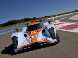 Aston Martin vise les 24 Heures du Mans 2011