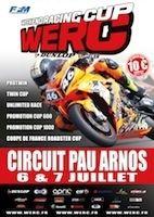WERC 2013: les 6 et 7 juillet à Pau