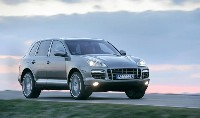 Salon de Pékin: Porsche Cayenne Turbo S