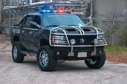 Chevrolet Avalanche RealWheels, en l'honneur du groupe Cheap Trick