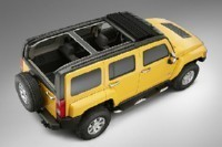 Hummer H3 Open Top Concept