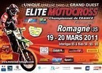 Motocross : Elite à Romagné ( 35 ), réservez vos billets