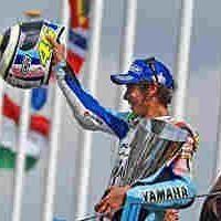 Moto GP: Pays Bas: Podium: 1 Rossi.