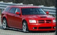 Dodge Magnum SRT8 Phase 2 à Detroit
