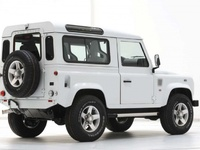 Land Rover Defender Yachting Edition by Startech