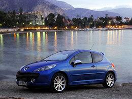 La p'tite sportive du lundi: Peugeot 207 RC.