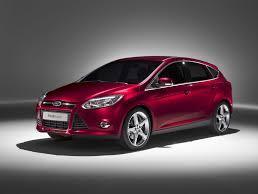 Ford Focus : la voiture la plus vendue en 2012