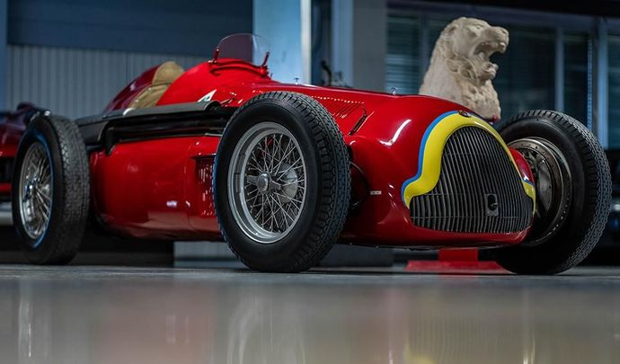 Alfa Romeo fête ses 110 ans