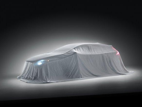 Nouvelle Volvo V40: l'instant teasing