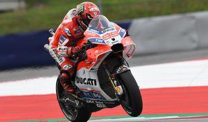 MotoGP - Autriche J.2: Lorenzo retrouve le haut