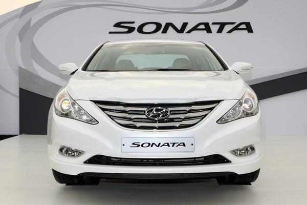 La nouvelle Hyundai Sonata se dévoile aux antipodes de Francfort