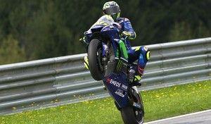MotoGP - Autriche J.2: du mieux pour Rossi
