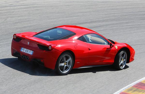 [Vidéo] La Ferrari 458 Italia montre enfin son vrai visage