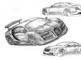 FAB Design travaillerait sur la Bugatti Veyron