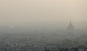 Pollution: circulation différenciée en Ile-de-France le jeudi 25juin