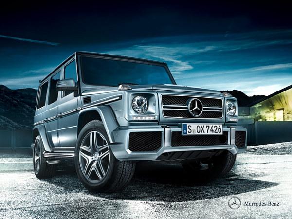 Mercedes Classe G: bon pour le service jusqu'en 2027!