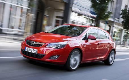 Nouvelle Opel Astra : de 16.700 euros à 25.100 euros
