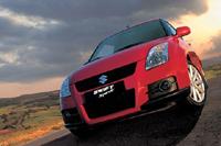 Nouvelle Suzuki Swift Sport