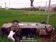 Chine : une Rolls-Royce Phantom roule sur le toit