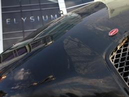 Bande Annonce : Elysium et son vaisseau Bugatti