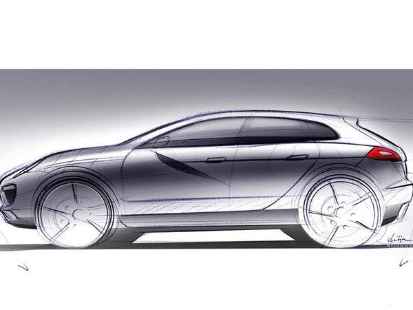 Porsche confirme la mise en chantier du Cajun