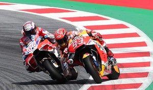 MotoGP - Autriche J.3 Márquez: «il fallait que j'essaie»