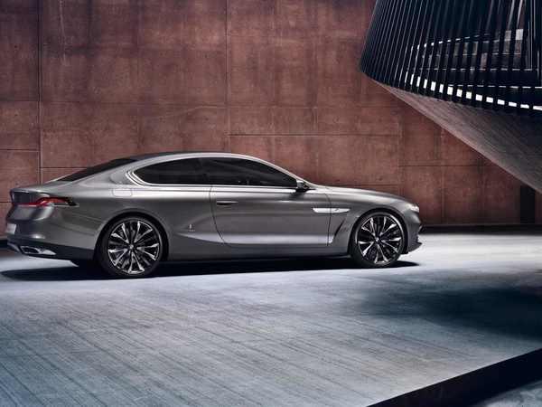 BMW prépare un modèle très luxueux