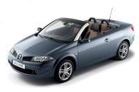Renault Mégane Coupé-Cabriolet Exception : chic et sportive à la fois