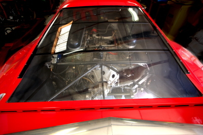 "Galerie Photo Noël Racing : mon ""Ferrari Day"""