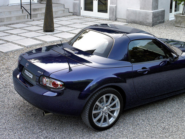 mazda mx  roadster coupe pas cher
