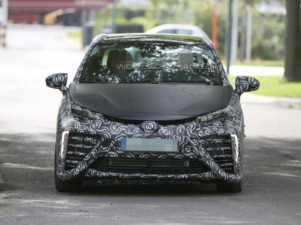 La Toyota FCV surprise en Europe