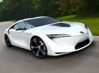 Toyota FT-HS concept: le sport propre (ou presque)